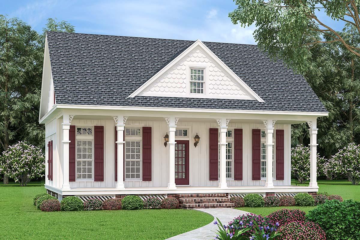 House Plan 76938