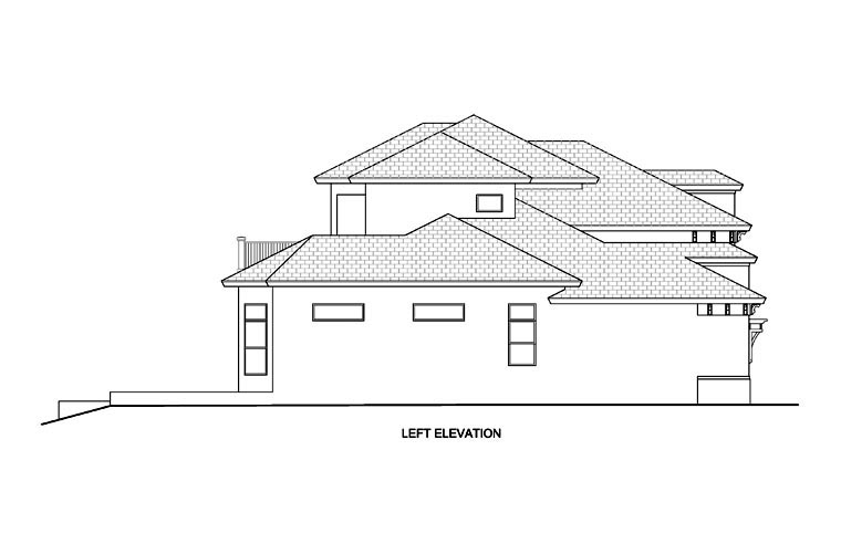 Florida, Mediterranean House Plan 78111 with 4 Beds, 4 Baths, 2 Car Garage Picture 1