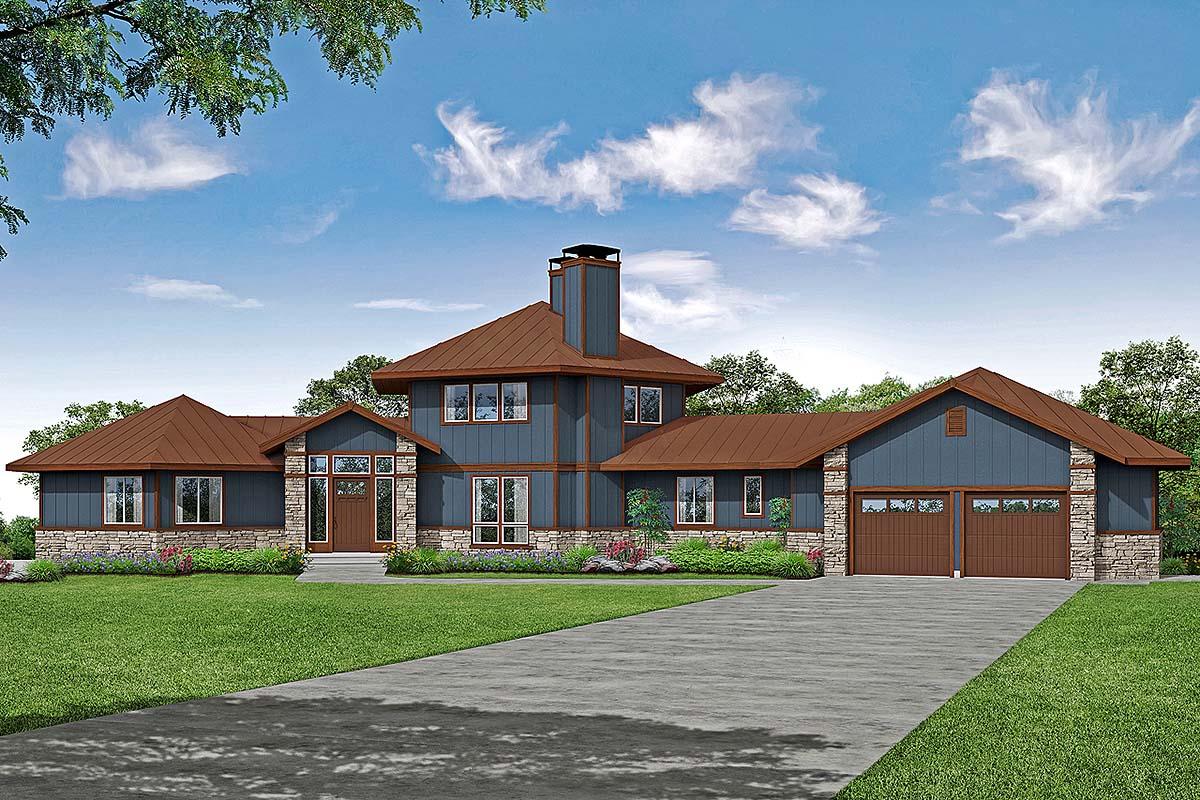 House Plan 78403