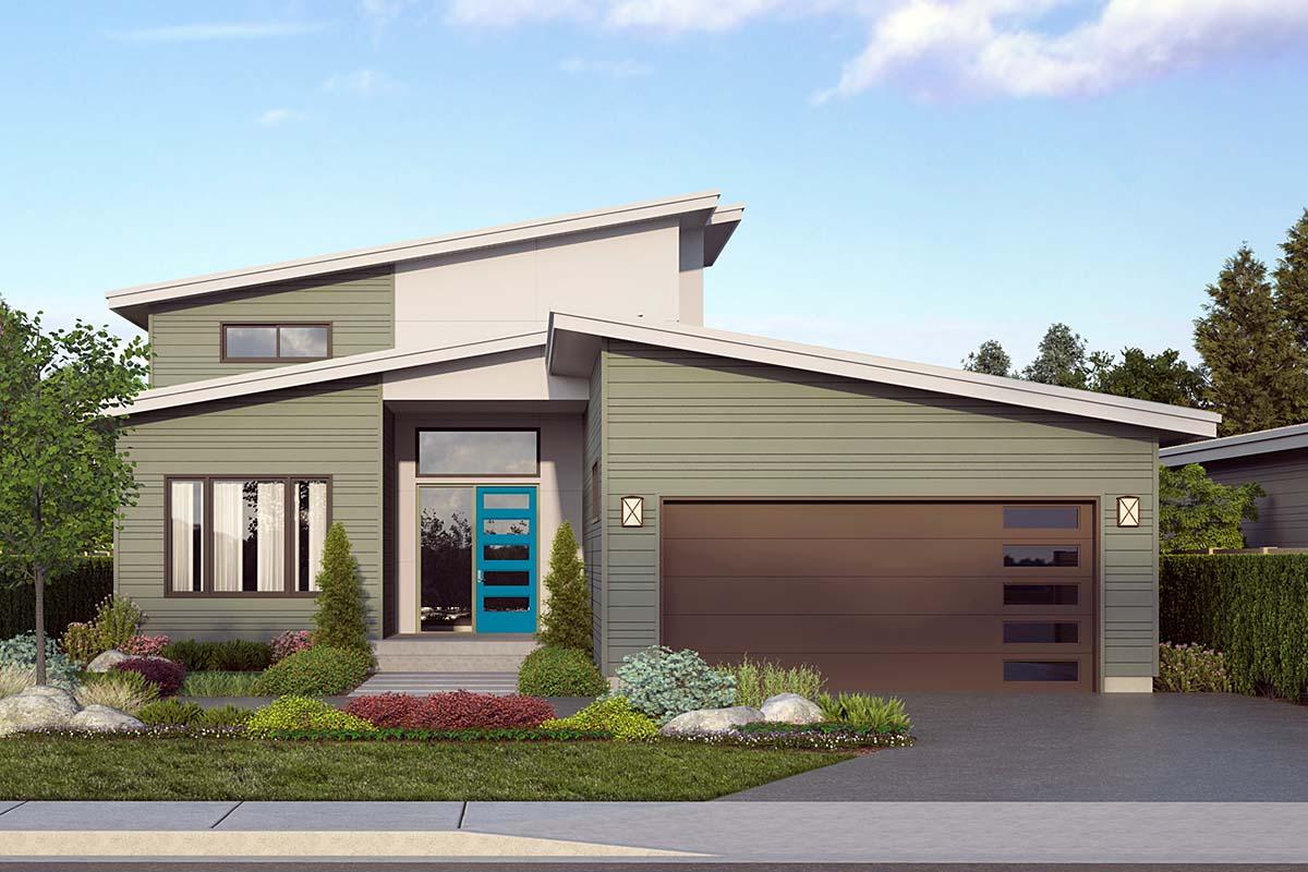 House Plan 78404