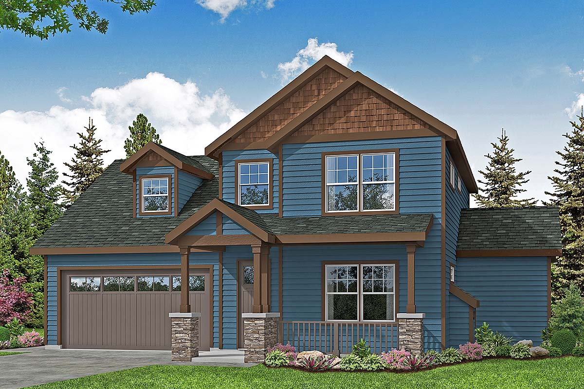 House Plan 78405