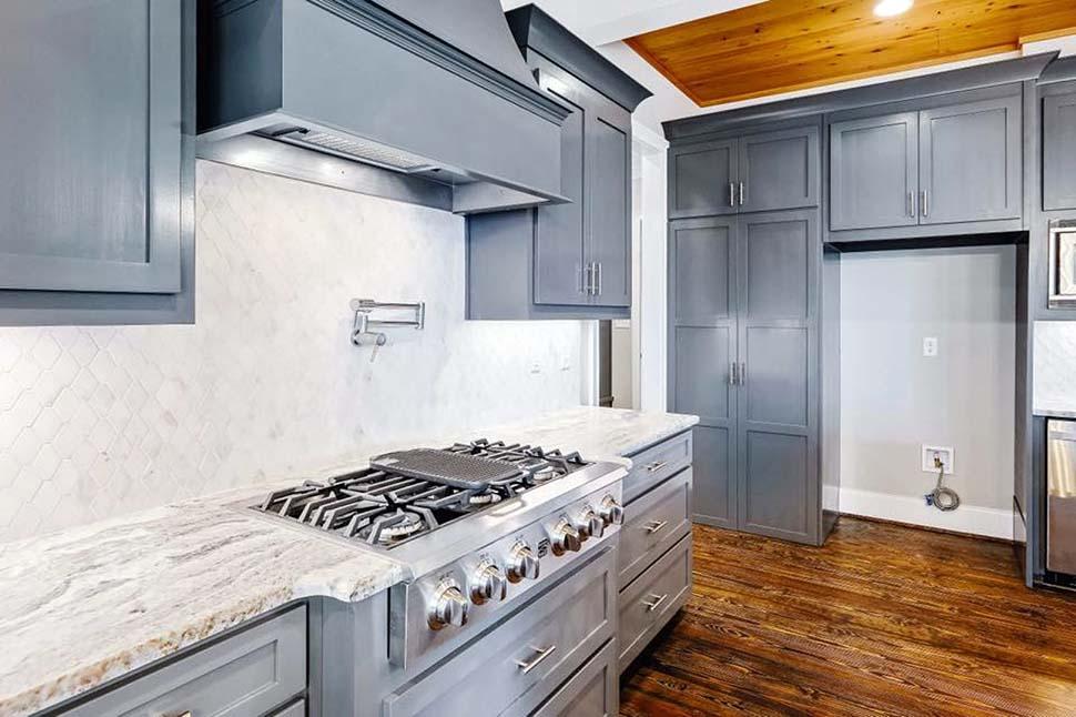 European, Florida, Mediterranean House Plan 78506 with 5 Beds, 5 Baths, 4 Car Garage Picture 10