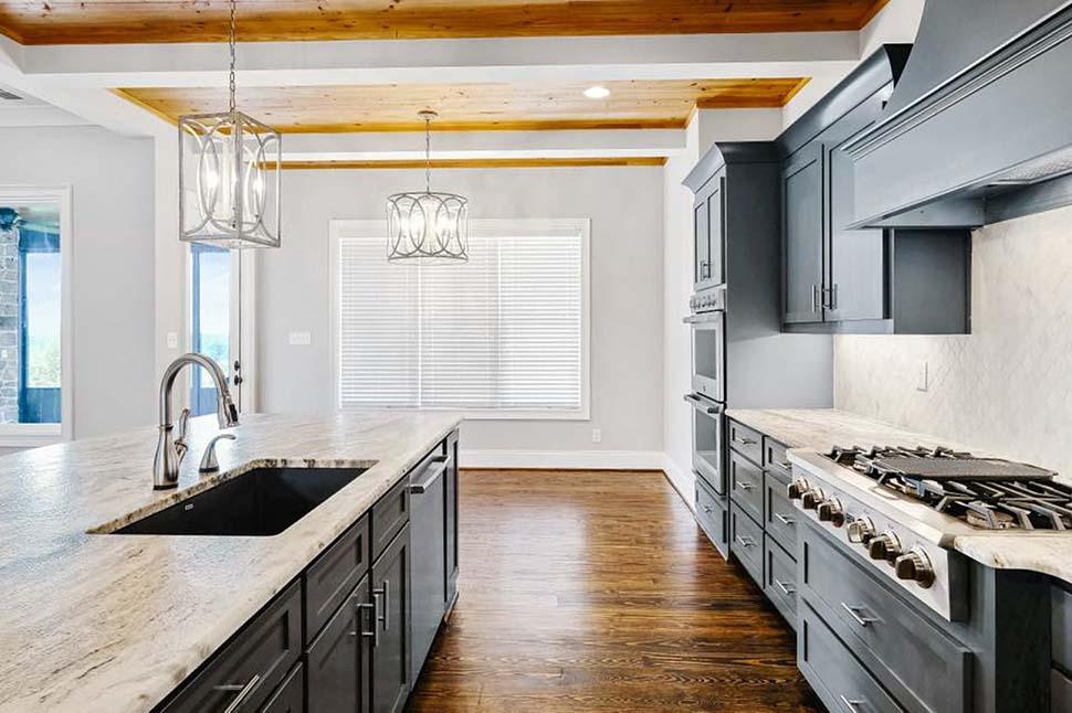 European, Florida, Mediterranean House Plan 78506 with 5 Beds, 5 Baths, 4 Car Garage Picture 12
