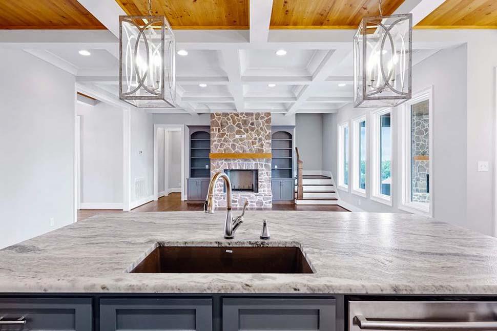 European, Florida, Mediterranean House Plan 78506 with 5 Beds, 5 Baths, 4 Car Garage Picture 13