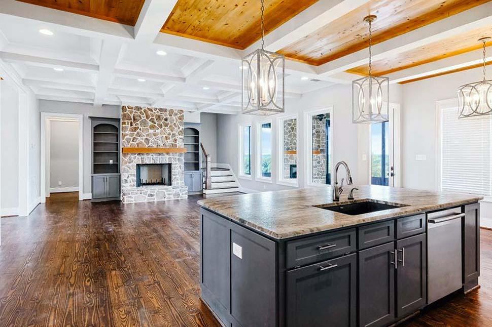 European, Florida, Mediterranean House Plan 78506 with 5 Beds, 5 Baths, 4 Car Garage Picture 14