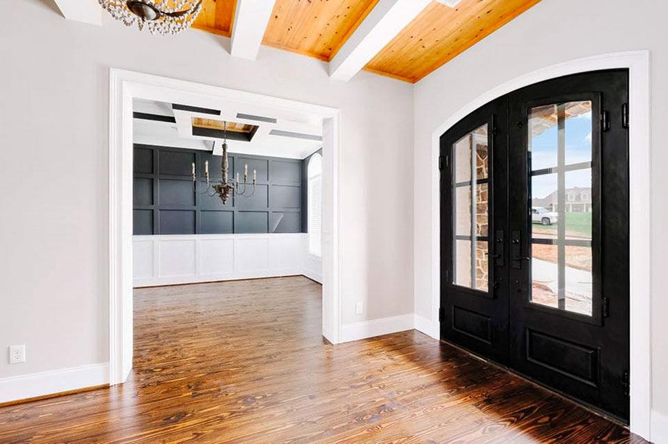 European, Florida, Mediterranean House Plan 78506 with 5 Beds, 5 Baths, 4 Car Garage Picture 19