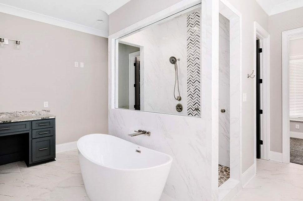 European, Florida, Mediterranean House Plan 78506 with 5 Beds, 5 Baths, 4 Car Garage Picture 30