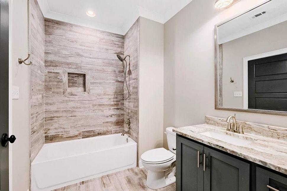 European, Florida, Mediterranean House Plan 78506 with 5 Beds, 5 Baths, 4 Car Garage Picture 34