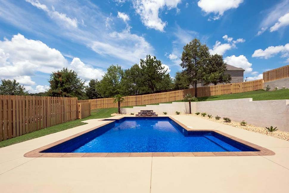 European, Florida, Mediterranean House Plan 78506 with 5 Beds, 5 Baths, 4 Car Garage Picture 7