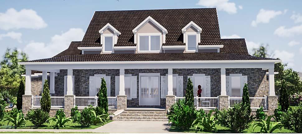 House Plan 78513