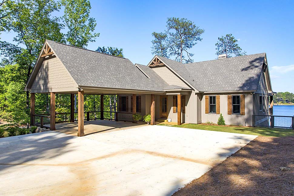 House Plan 78518