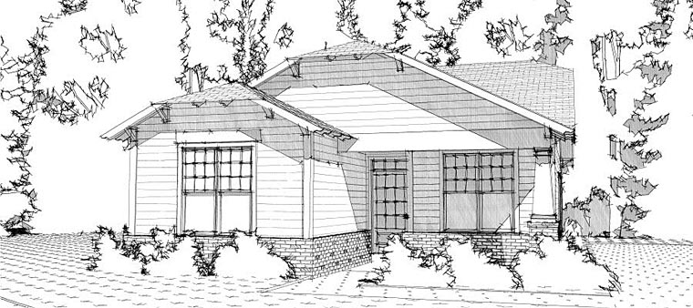 House Plan 78634