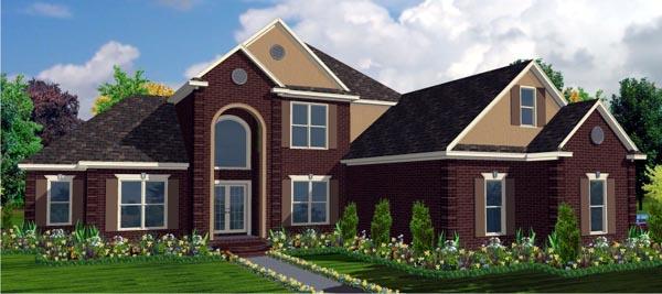 House Plan 78755