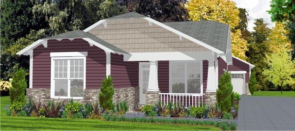 House Plan 78798
