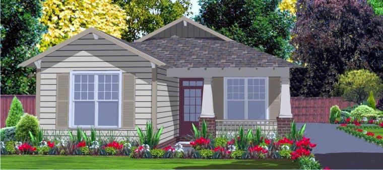 House Plan 78801