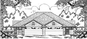 Plan Number 79051 - 2165 Square Feet