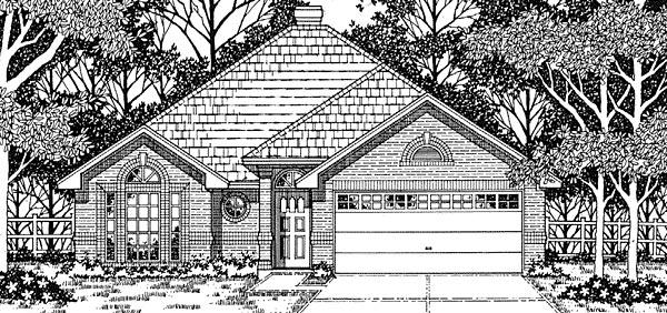 House Plan 79104
