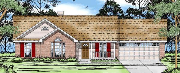 House Plan 79125