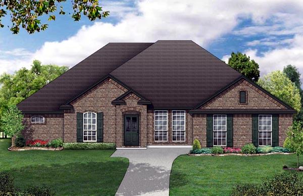 House Plan 79311