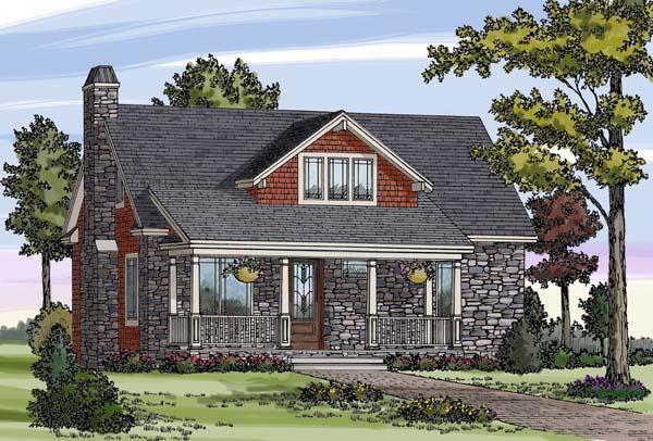 House Plan 79503