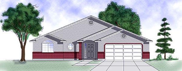 House Plan 79703