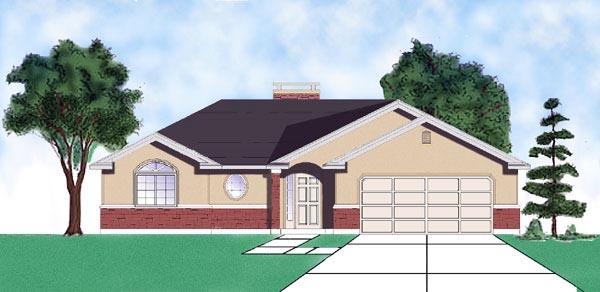 House Plan 79704