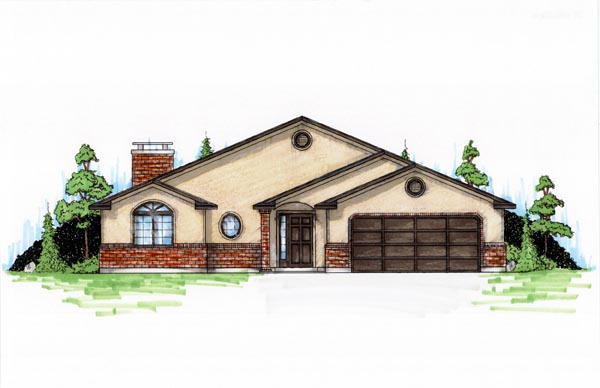 House Plan 79707
