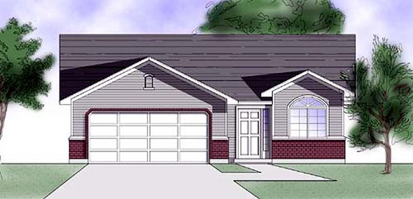 House Plan 79875