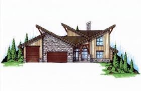 Plan Number 79932 - 6051 Square Feet