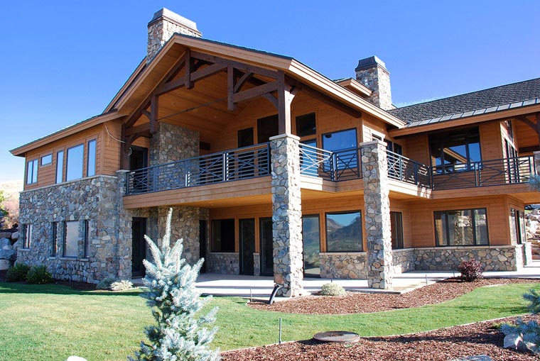 Traditional House Plan 79936 with 6 Beds, 6 Baths, 3 Car Garage Picture 6