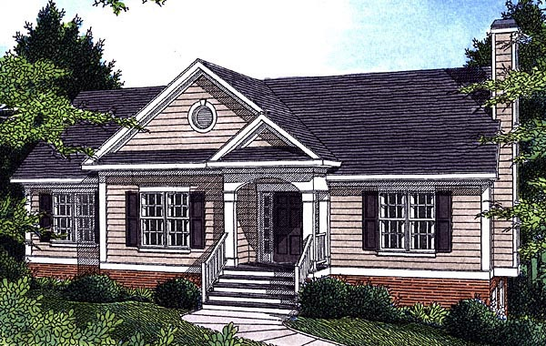 House Plan 80104