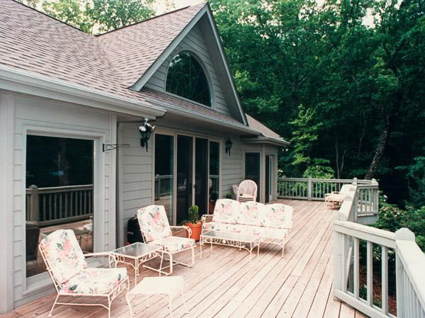Cottage House Plan 80152 with 3 Beds, 3 Baths, 2 Car Garage Picture 9