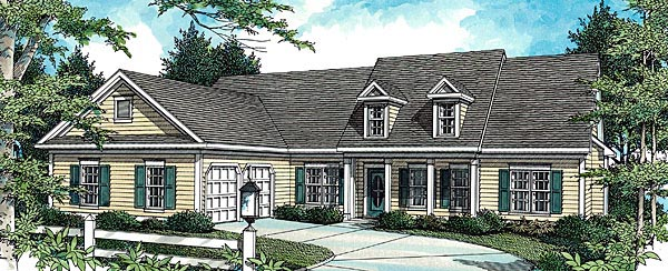House Plan 80188