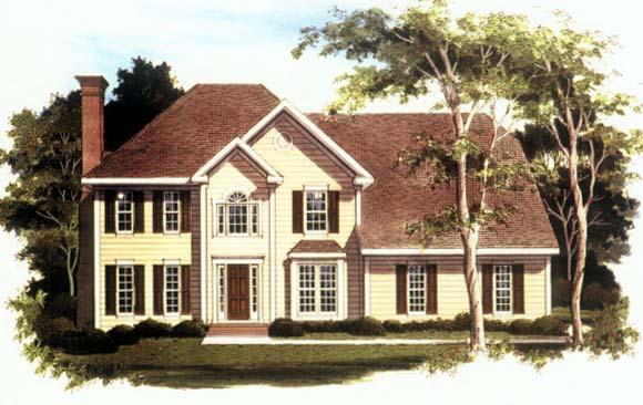 House Plan 80189