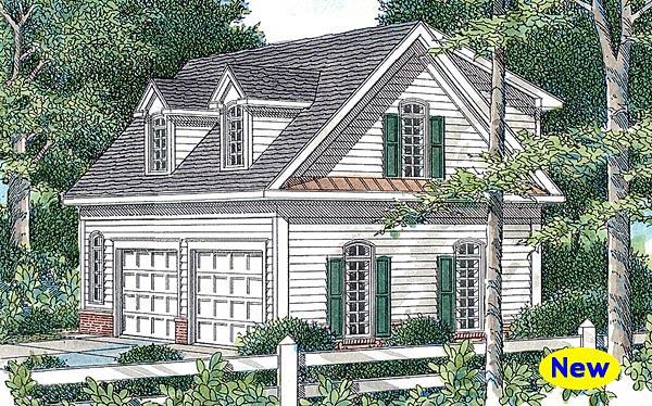 Garage Plan 80249