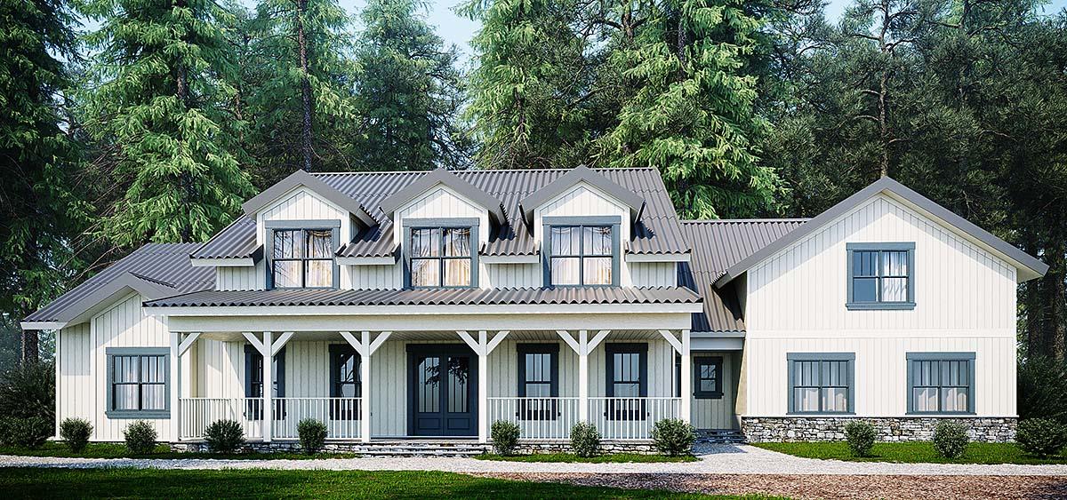 House Plan 80268