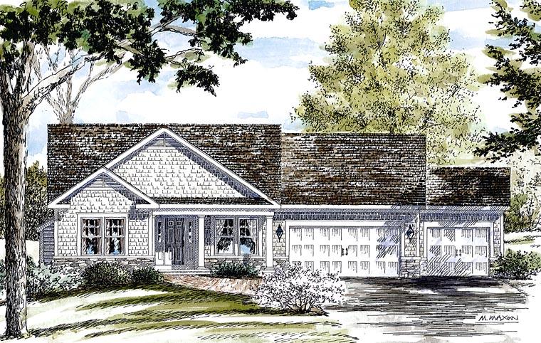 House Plan 80313
