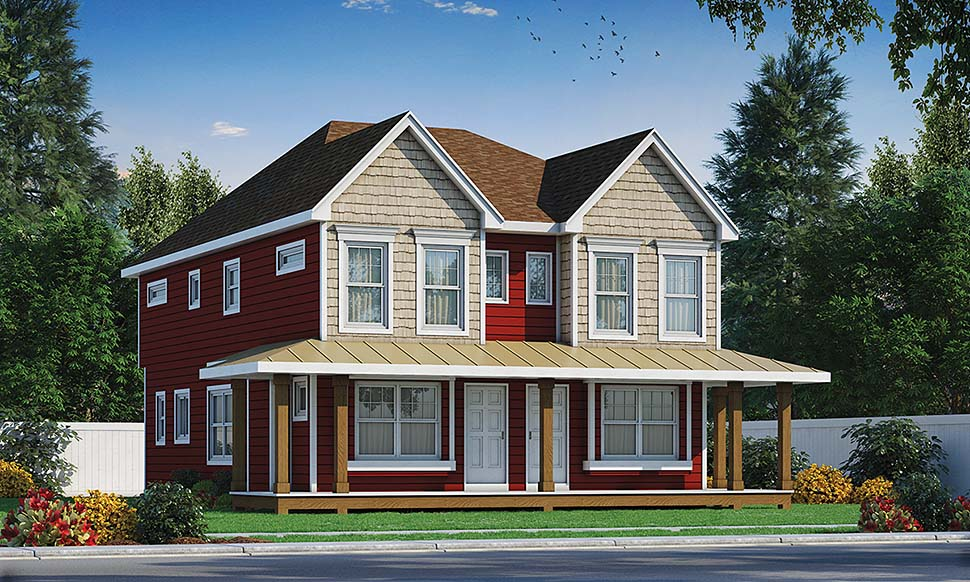 Multi-Family Plan 80447