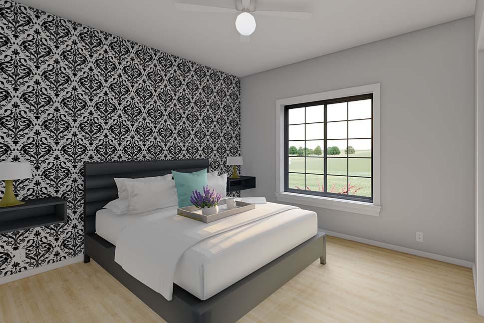 Bungalow, Cottage, Farmhouse, Ranch House Plan 80509 with 2 Beds, 2 Baths, 2 Car Garage Picture 6