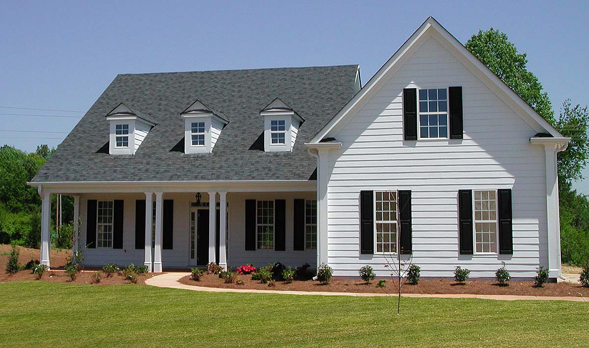House Plan 80713
