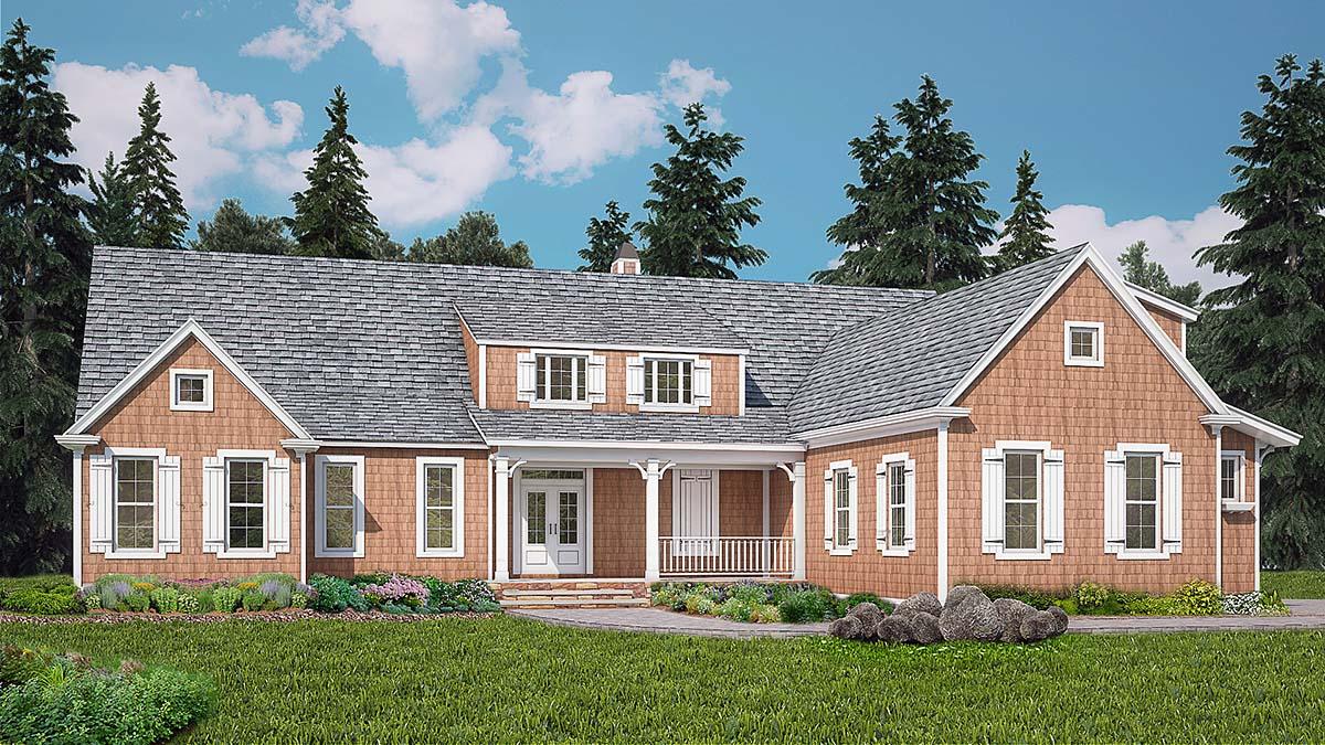 House Plan 80735