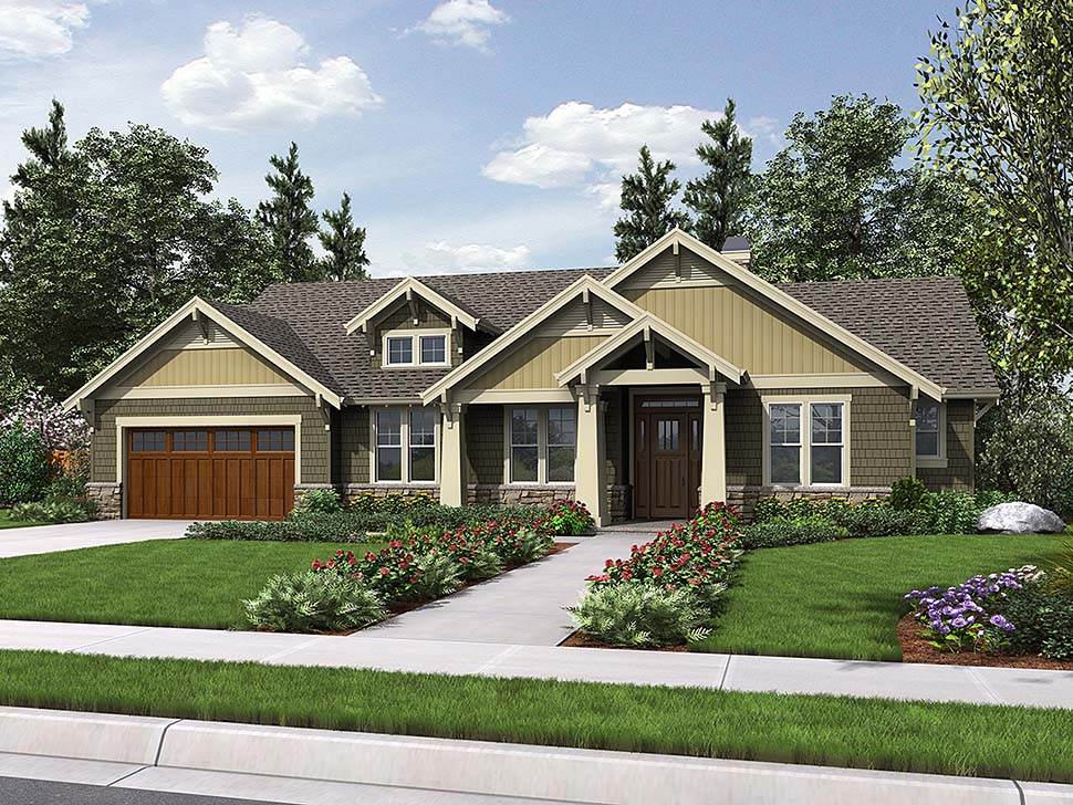 House Plan 81206