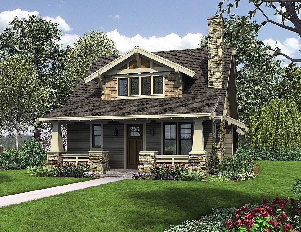 House Plan 81214