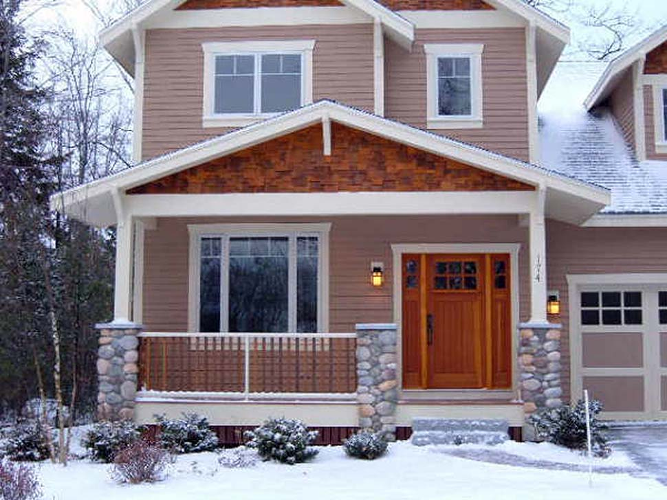 Craftsman, Traditional House Plan 81216 with 3 Beds, 3 Baths, 3 Car Garage Picture 11