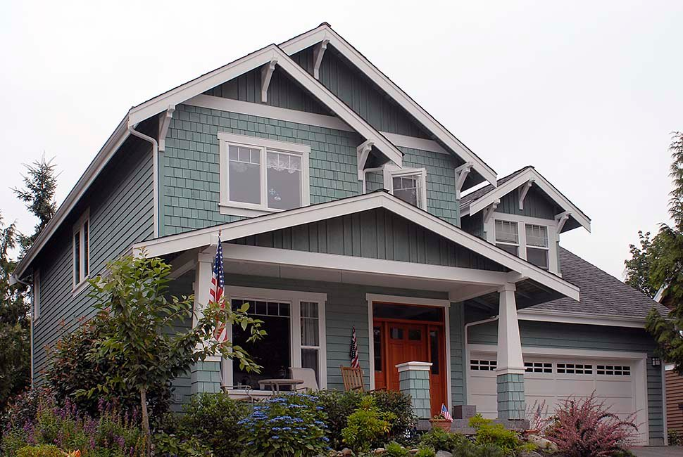 Craftsman, Traditional House Plan 81216 with 3 Beds, 3 Baths, 3 Car Garage Picture 16