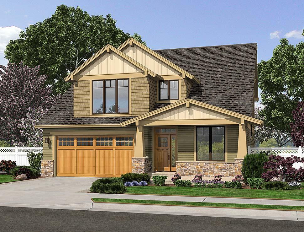 House Plan 81219