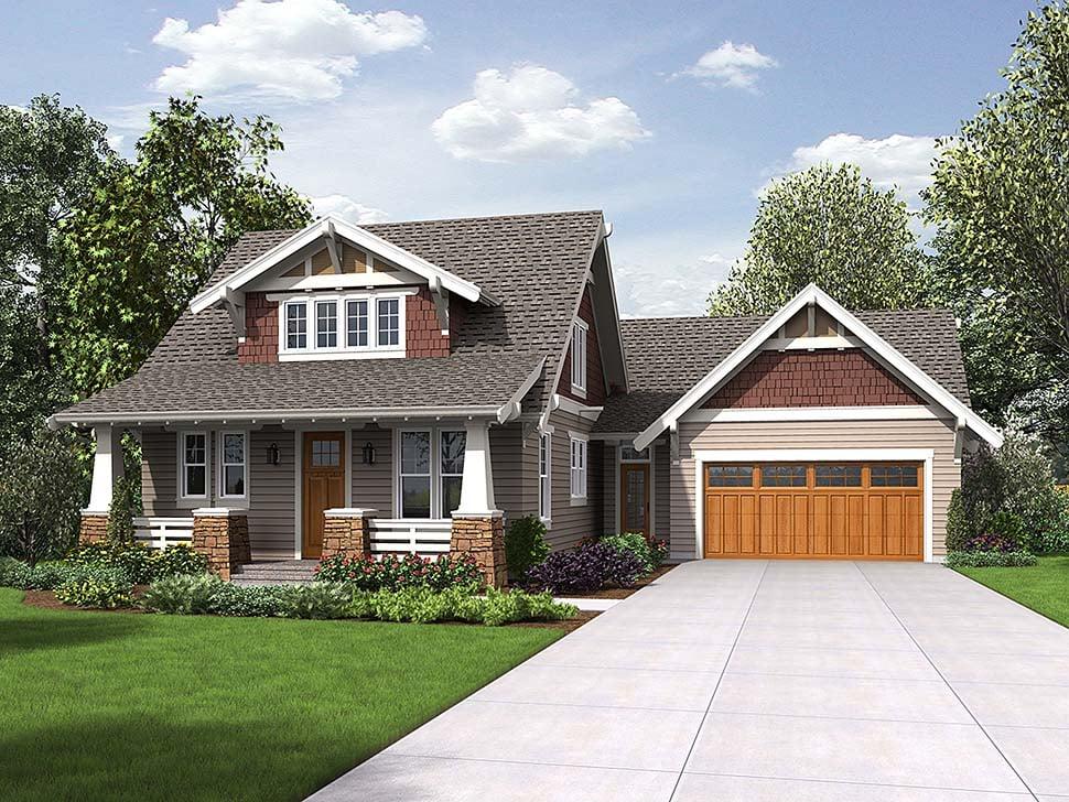 House Plan 81220
