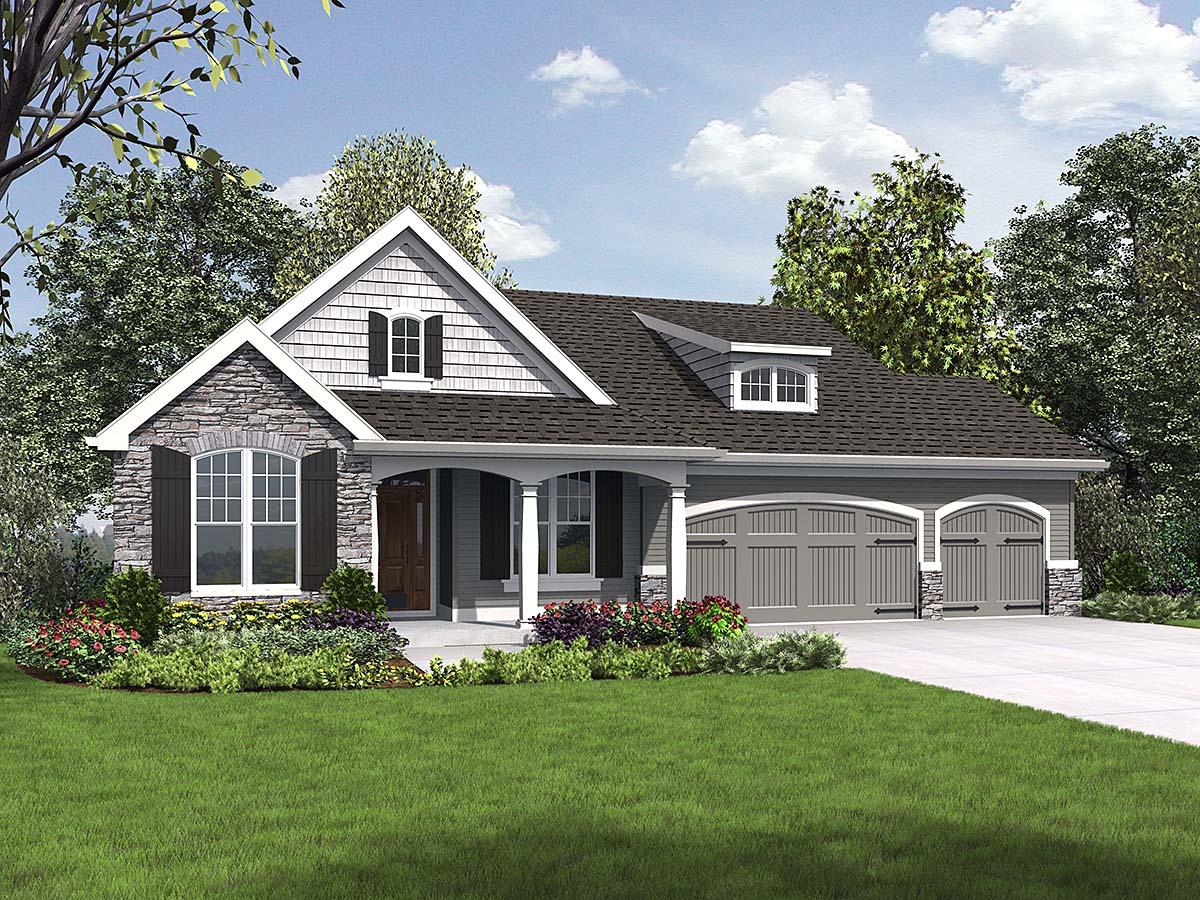 House Plan 81230