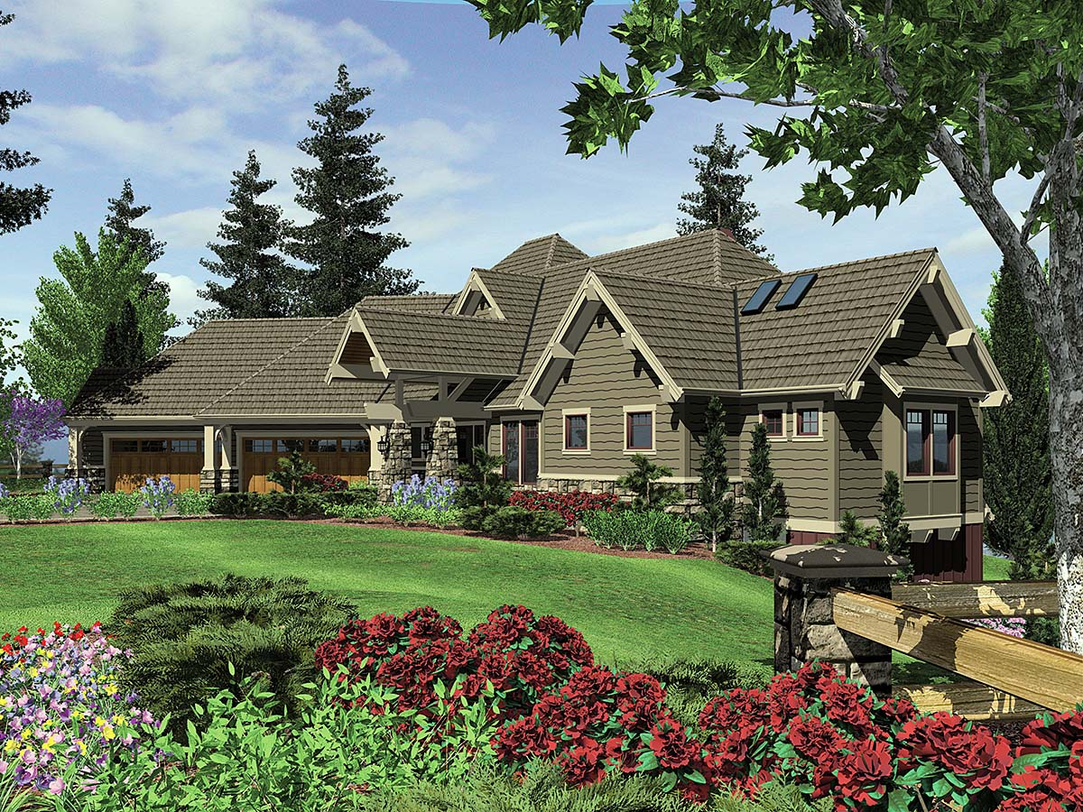 House Plan 81271