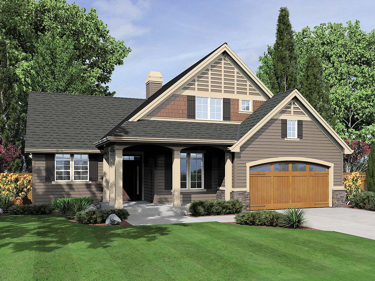 House Plan 81300